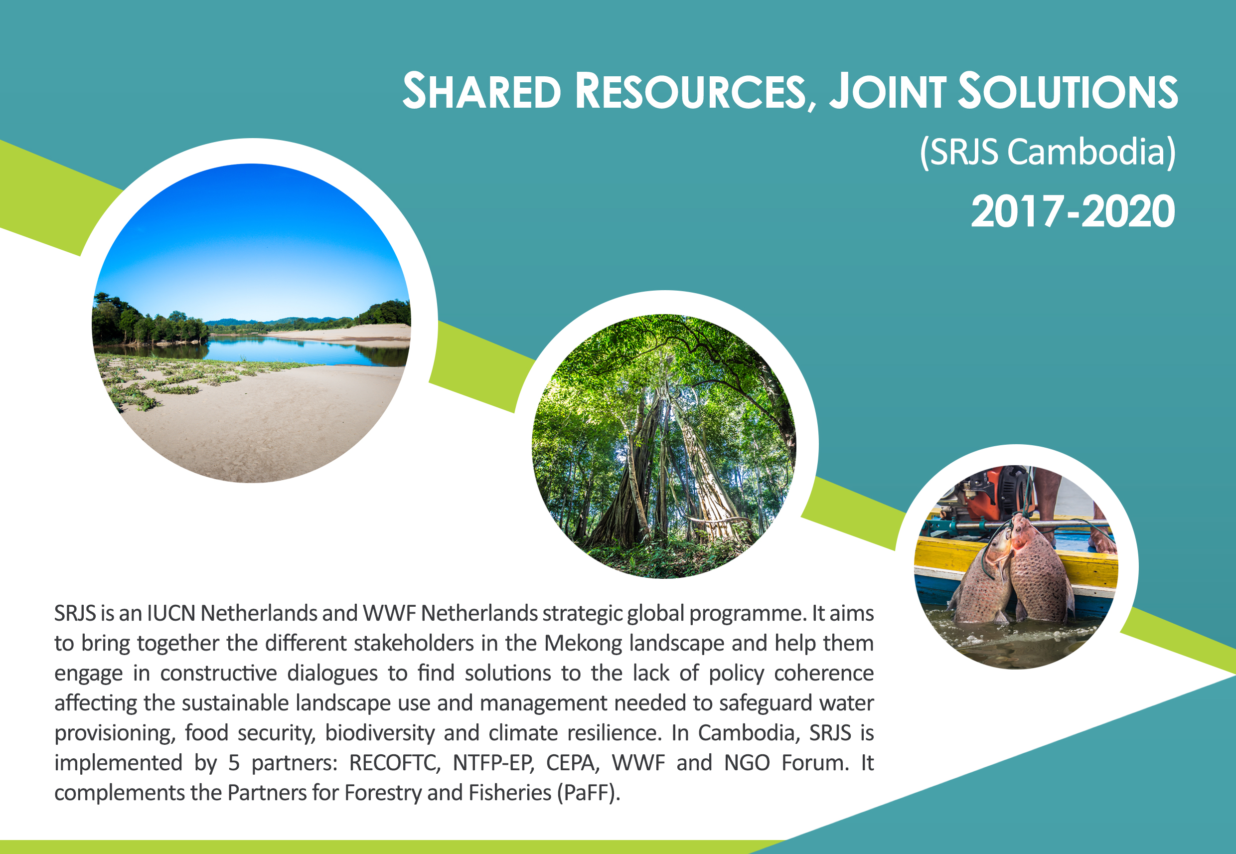 SHARED RESOURCES, JOINT SOLUTIONS (SRJS)